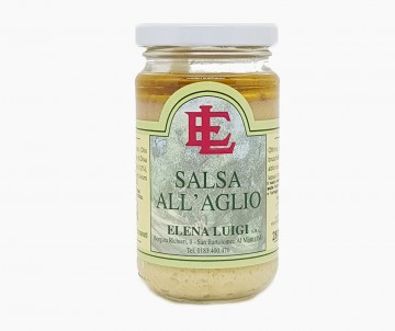 Salsa all'Aglio Vaso da 170g