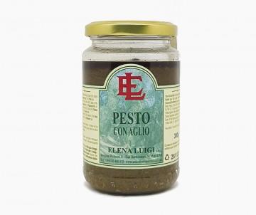 Pesto con Aglio Vaso da 300g