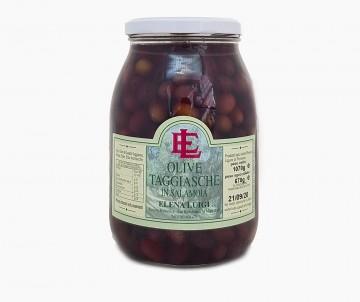 Olive Taggiasche in Salamoia Vaso da 670g