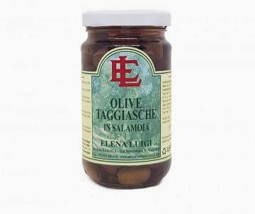Olive Taggiasche in Salamoia Vaso da 120g