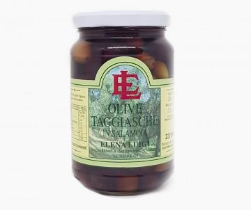 Olive Taggiasche in Salamoia Vaso da 220g