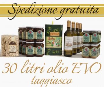 Box Liguria A Tavola - Spedizione Gratuita