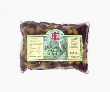 Olive Taggiasche in Salamoia Busta da 250g