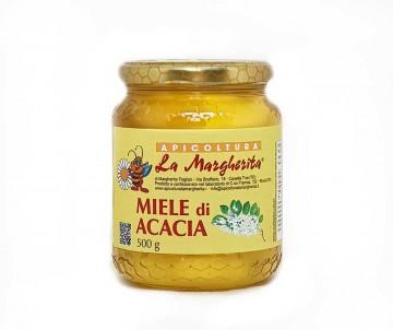 Miele di Acacia 500g.