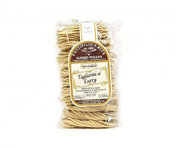 Taglierini al Curry 250g - Pastificio S. Rita