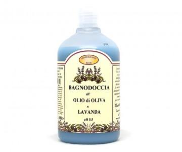 Bagnodoccia all'Olio di Oliva e Lavanda 550ml - Fratelli Risso