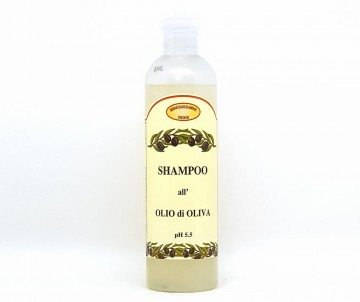 Shampoo all'Olio di Oliva...