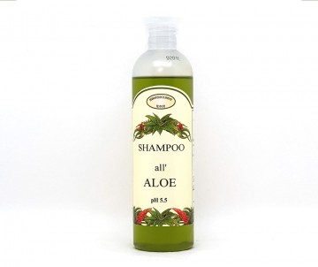 Shampoo all'Aloe 250 ml - Frattelli Risso