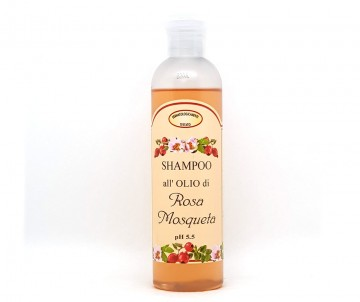 Shampoo all'Olio di Rosa Mosqueta 250ml - Fratelli Risso