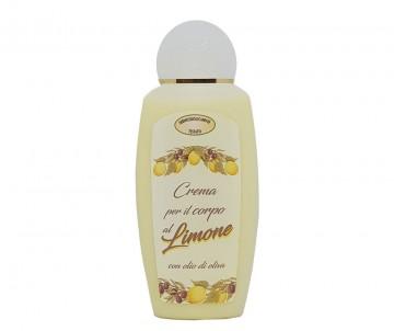 Crema corpo all'Olio di Oliva e Limone 200 ml - Fratelli Risso